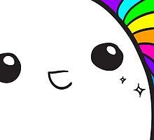 WHOA - Rainbow by fionfairyland