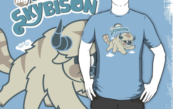 My Little Sky Bison by Fanboy30