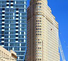 Toronto Architecture by Valentino Visentini