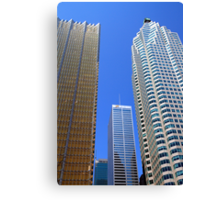 Toronto Downtown Buildings Canvas Print
