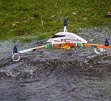Radio-Controlled Tricopter by mxclouti