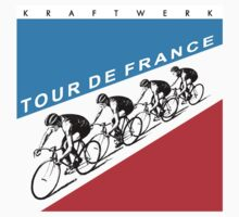 "Kraftwerk ""Tour de France"" by PetSoundsLtd"
