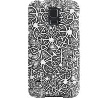 Tangled Up In Bicycles Samsung Galaxy Case/Skin