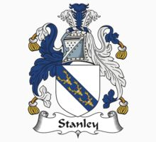 Stanley Coat of Arms / Stanley Family Crest by William Martin