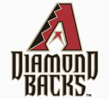 MLB... Baseball Arizona Diamond Backs by artkrannie