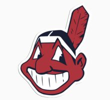 MLB... Baseball Cleveland Indians by artkrannie