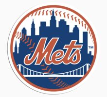 MLB... Baseball NY New York Mets by artkrannie