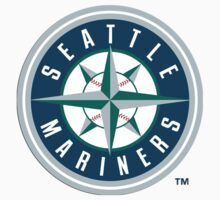 MLB... Baseball Seattle Mariners by artkrannie