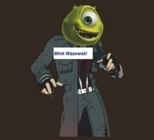 Mink Wazowski (text) by Sagaba