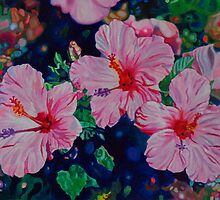 Hibiscus by Morgan Ralston