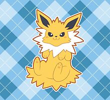 Simply Jolteon by Heathery