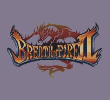 Breath of Fire II (SNES) Title Screen  by AvalancheJared
