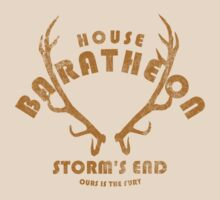 Game of Thrones House Baratheon by nofixedaddress