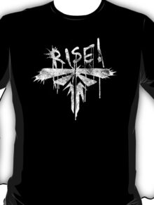 Fireflies - Rise! White Version T-Shirt