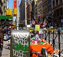 Bubble Guns for $5, Broadway, New York City by coralZ