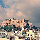 Parthenon, the Acropolis of Athens, Greece by elgreko