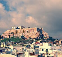 Parthenon, the Acropolis of Athens, Greece by elgreko