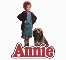 ANNIE - Annie & Sandy by DCdesign
