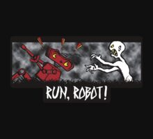 Run, Robot! T-Shirt