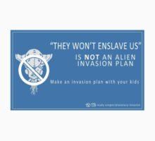 Alien Invasion PSA 02 by EthanBurnsides