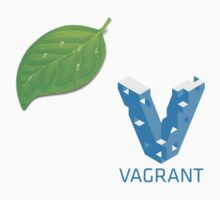 Coda and Vagrant by iepster