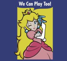 We can play too! by lolagonzalez