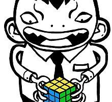 Cube by motoko-yo