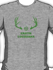 True Detective - Erath Antlers - Green T-Shirt