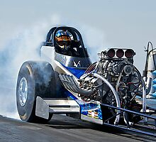 Top Fuel 'Nitro Nostalgia' Dragster by DaveKoontz