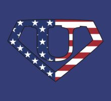 Super American U Logo by TheGraphicGuru