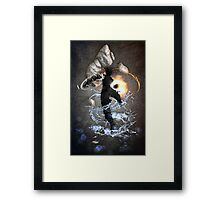 Get Bent :: The Avatar Framed Print