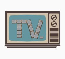 We're Watching TV on the TV on the TV by simplemachine