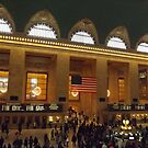 Classic Architecture, Grand Central Terminal, New York City by lenspiro