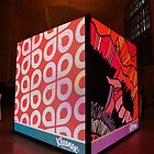 Kleenex Studio, Vanderbilt Hall, Grand Central Terminal by lenspiro