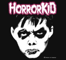 HORRORKID Logo T-Shirt 2 by horrorkid