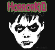 HORRORKID Logo T-Shirt 3 by horrorkid