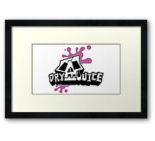 Dramatical Murder Dry Juice Framed Print