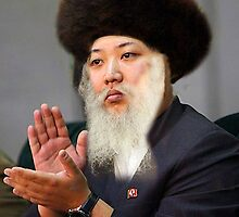 Rabbi Kim Jung Un by montebiancho