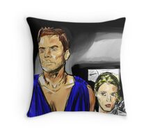 I Loved A Two Throw Pillow