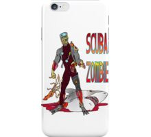 Scuba Zombie iPhone Case/Skin