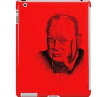Winston Churchill iPad Case/Skin