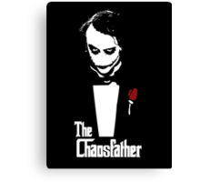 The Chaosfather Canvas Print