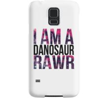 Danisnotonfire danosaur  Samsung Galaxy Case/Skin