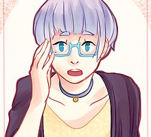 megane by otakumermaid