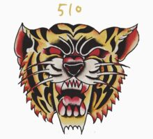 510 - Tiger by BonyHomi
