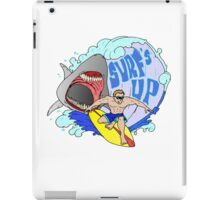 Surfs Up iPad Case/Skin