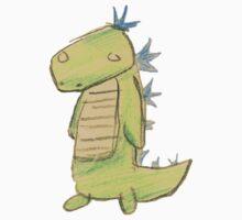 Dinosaur by heart71