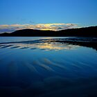 Outflow of Captain Cook Creek HDR - Bruny Island, Tasmania, Australia by PC1134