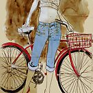 spring ride by Loui  Jover