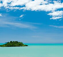 coral island by photoeverywhere